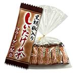 黒胡椒入りしいたけ茶(コラーゲン配合)
